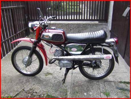 Historie Motocyklu Jawa 90 Kapitola Ii